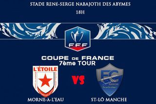 Coupe de France EDM - FCSL