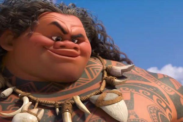 Vaiana : Maui, demi-dieu se présente