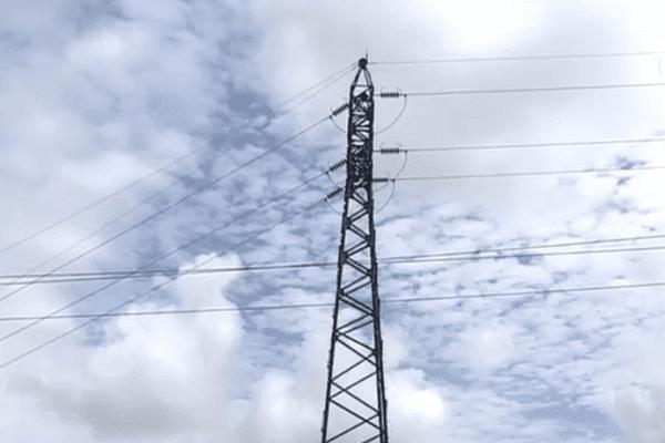 pilonne électrique