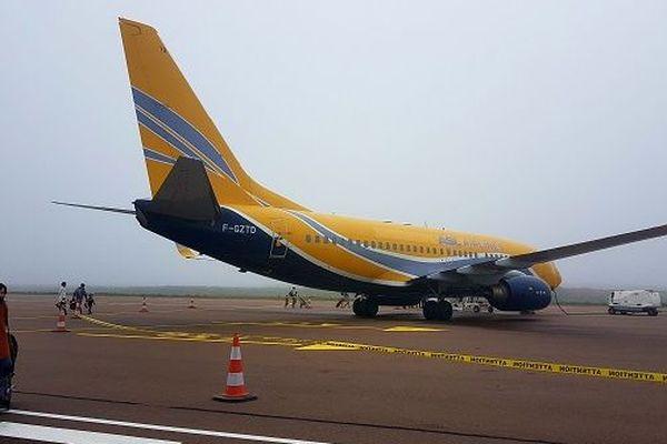 Bilan très positif pour les vols directs expérimentaux entre Paris et Saint-Pierre