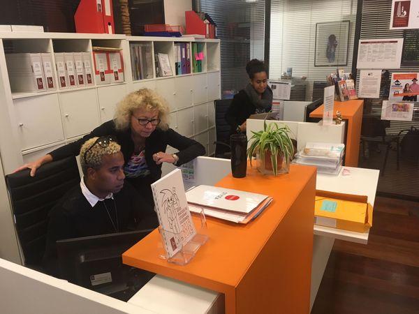 service étudiant formation jeunesse à la maison de la Nouvelle-Calédonie à Paris
