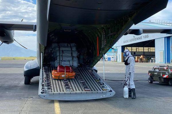 Harold fret humanitaire Vanuatu