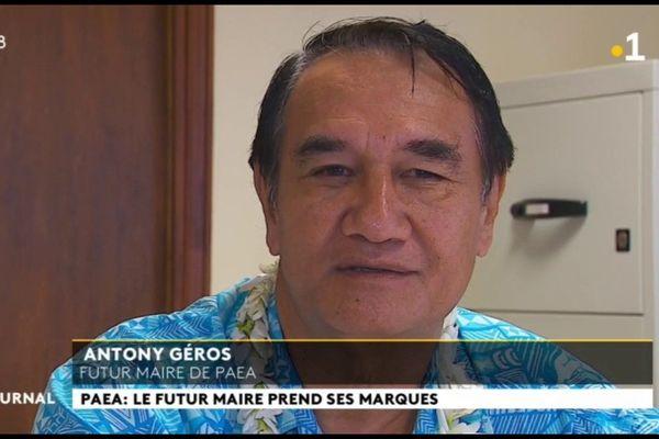 Anthony Géros : « je suis indépendantiste dans les tripes »