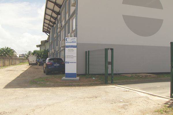 Une nouvelle annexe mairie à Cayenne