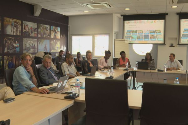 Groupe Expert Climat Guadeloupe