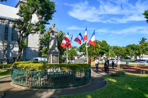 La Réunion commémore le 8 mai 1945, en plein confinement