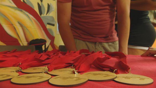 Compétition de grappling, 28 février, dojo de Magenta, médailles PFT, Pacific fighting tour