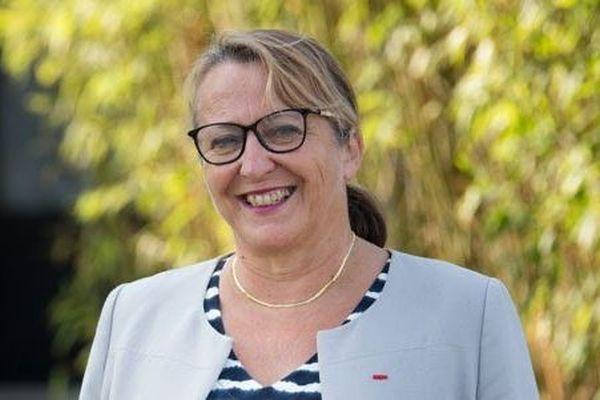 Christine GAngloff-Ziegler - rectrice académie de la Guadeloupe
