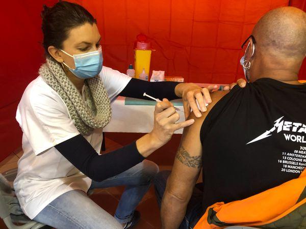 Vaccination Plaine des Palmistes