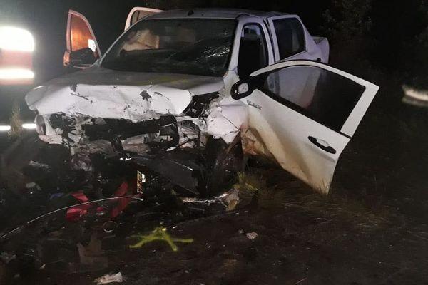 Deux morts dans un accident de la route sur la RN1