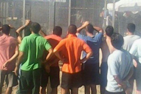 Centre de rétention de Manus, en Papouasie-Nouvelle-Guinée. (Photo : Supplied / Asylum seeker)