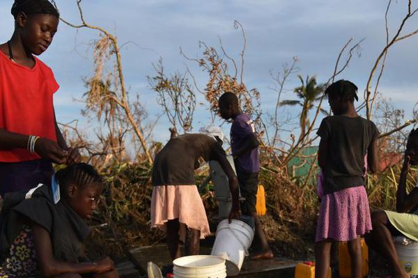 Choléra en Haïti