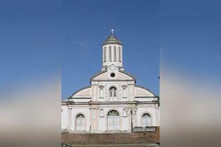 L'église du Gros-Morne