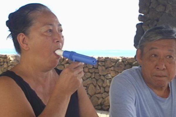 asthme / dépistage
