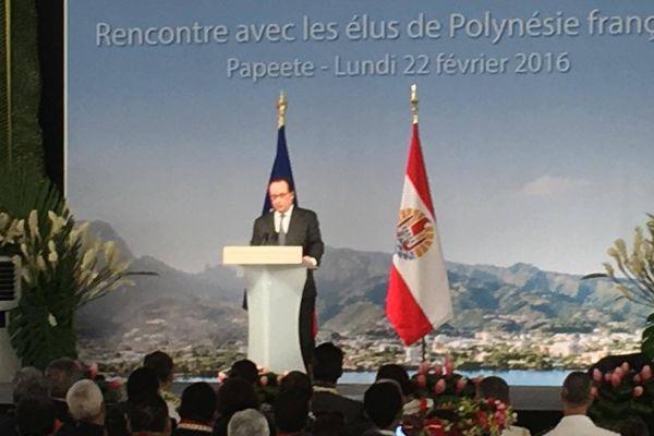 présidence Hollande