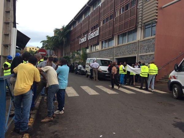 grève des patrons