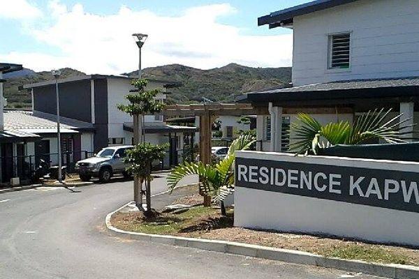 logement FSH Koné
