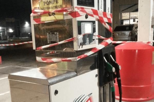 Pompe fermée