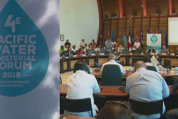 CPS : 4e Forum des Ministres de l'Eau du Pacifique