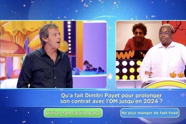 Dimitri Payet clashé sur son poids