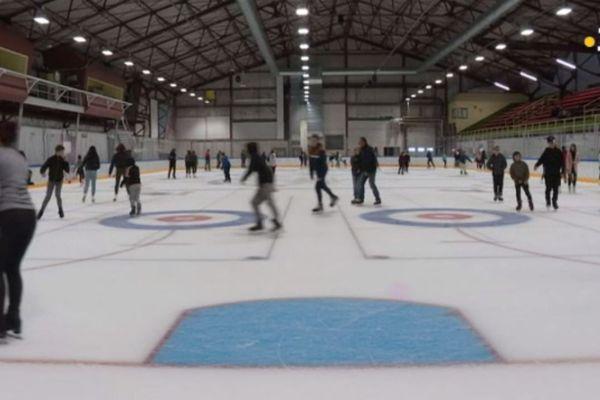 patinoire saint-pierre ouverture 2019