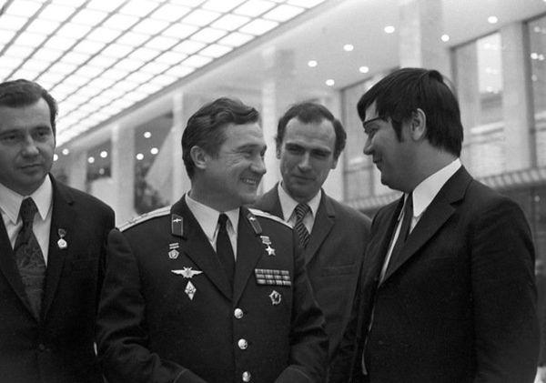 1972 : Vergès en URSS