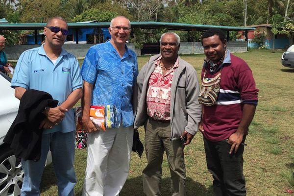 Melanesia Media Network