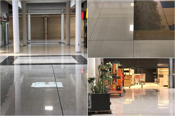 Centre commercial / Batelière