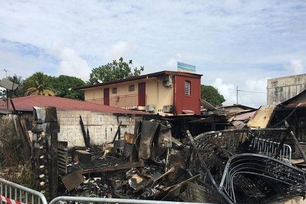 Incendie cité Mango : une enquête est ouverte