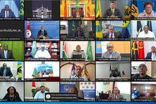 Premier sommet entre la CARICOM et l'Union Africaine.