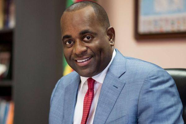 Roosevelt Skerrit premier ministre de la Dominique