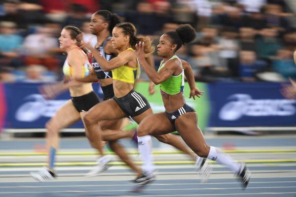 La Martiniquaise Cynthia Leduc déjà imbattable sur 60 mètres en 2020.