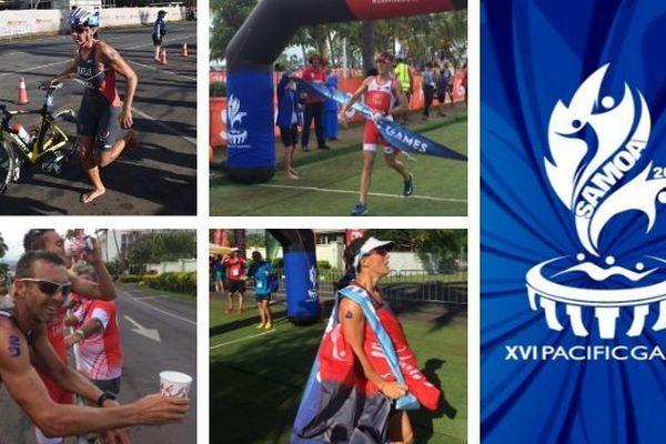 Samoa 2019, triathlon