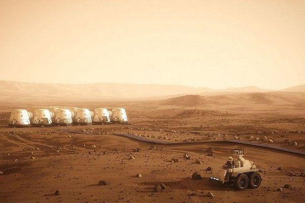Projet Mars one un aller simple