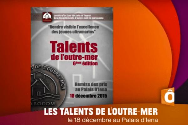 Talents de l'Outre-Mer 2015