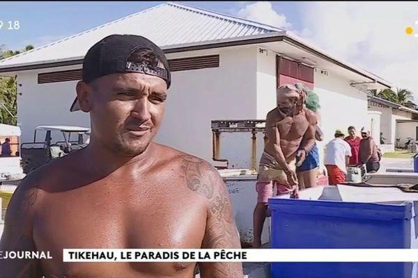 A la découverte des parcs à poissons de Tikehau