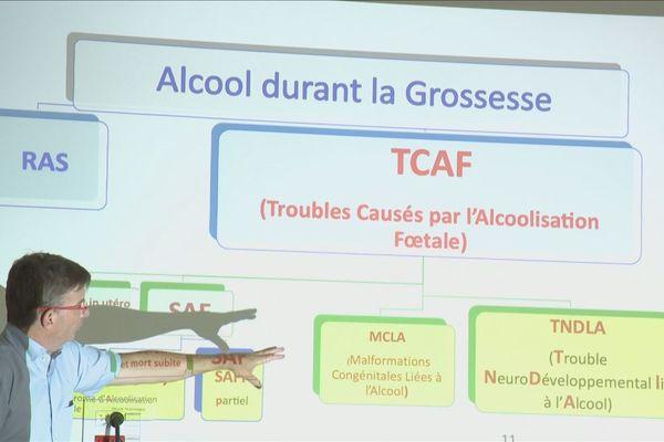 Alcoolisation fœtale : pas d'alcool lors des grossesses