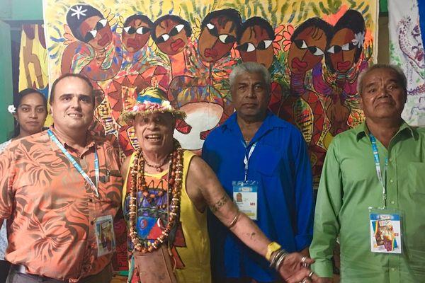 Les élus et la chefferie chez Aloisio Pilioko à Port Vila