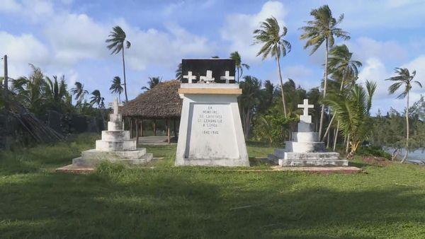 Convention protestante annulée à Lifou 2021, Covid, monument de l'Evangile à Mou
