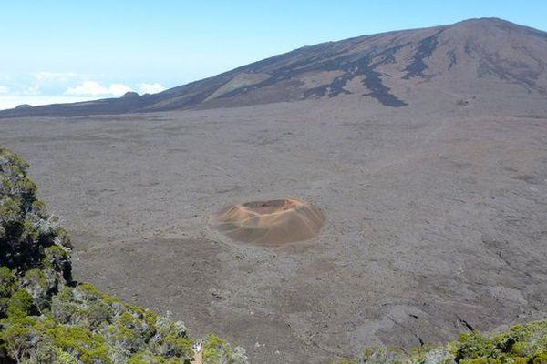 Image du volcan