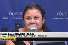 Marie-Luce Brasier-Clain 60ème sur la liste du Rassemblement National