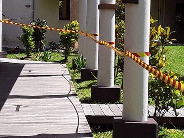Hôtel Tiéti Poindimié. Peut être réquisitionné en cas de coronavirus
