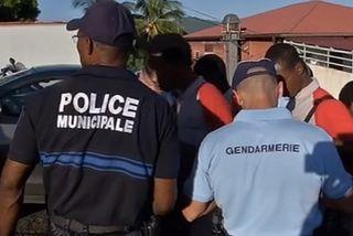 Opération anti-délinquance