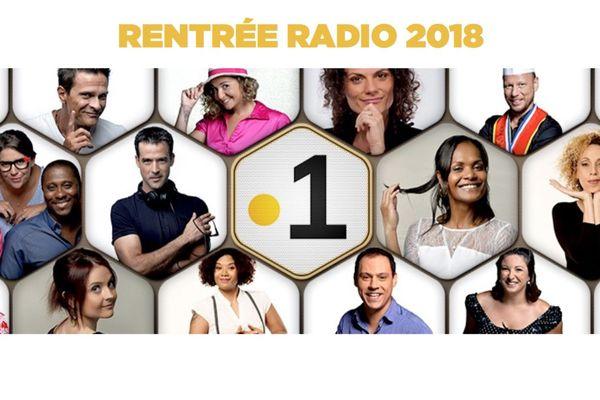 rentrée radio 2018