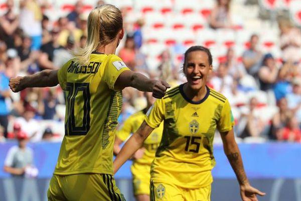 Mondial féminin : La Suède termine 3e en disposant de l'Angleterre (2-1)