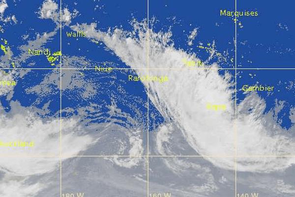 Mauvais temps en perspective à Tahiti et aux Australes