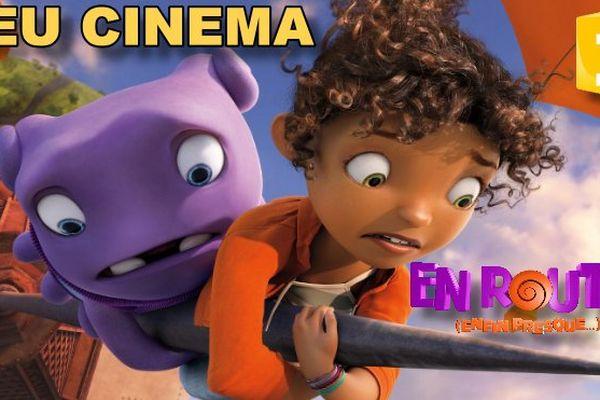 Jeu cinema : Tentez de gagner vos invitations pour le film en 3D : En route !