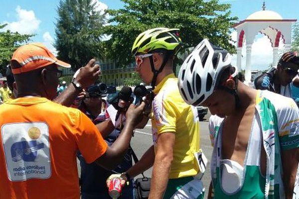 Dylhan Will vainqueur du Tour de Guadeloupe junior 2017
