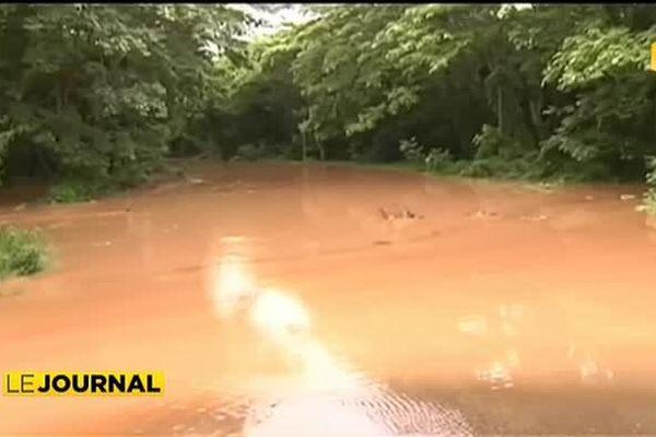 Violents épisodes pluvieux en Nouvelle Calédonie