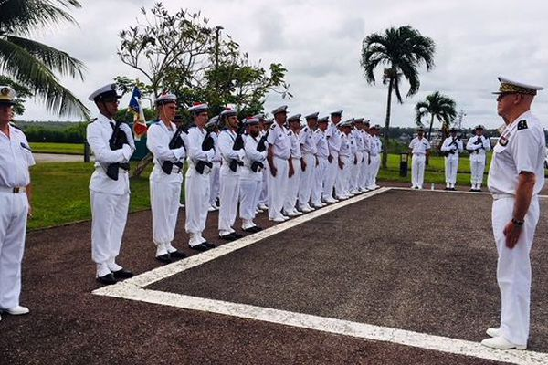 Anniversaire base navale